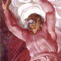 La genèse allongée de michel angelo