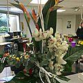 Bouquet vertical