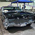 Cadillac coupé deville 1965