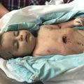 ghaza6 _ iman hajjo ( 4 mois )
