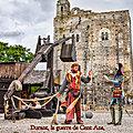 11 septembre 1356 Le Prince Noir passe la nuit au château de Montbazon – le roi Jean arrive à Tours