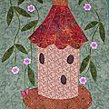 Birdhouse's lane - bloc 8