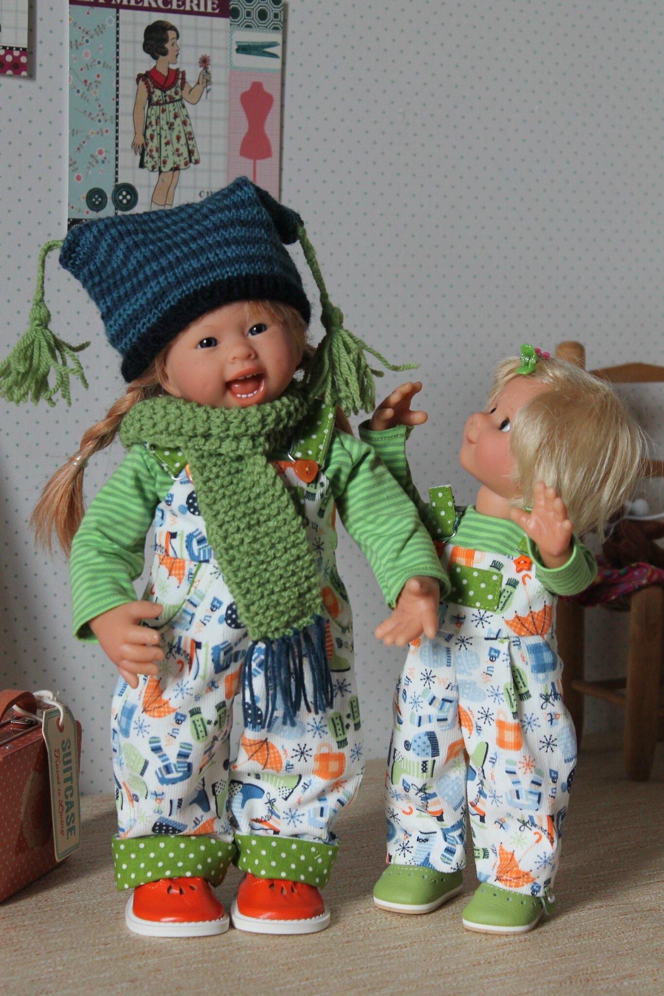 L'hiver en vert....