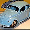 Dinky Atlas VW Coccinelle 3
