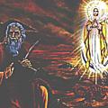 L'apocalypse de jean 1- le retour du christ- eglise d'éphèse- par pétrus romanus