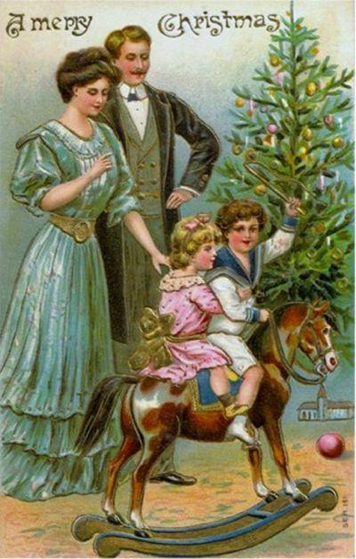 Noel 1910 Family