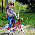 Fleur s'achète un vélo... un <b>bicycle</b>....?