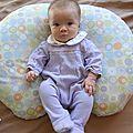 Mathilde -3 mois