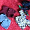 22 mars / 2, tenue n°1 : bleue