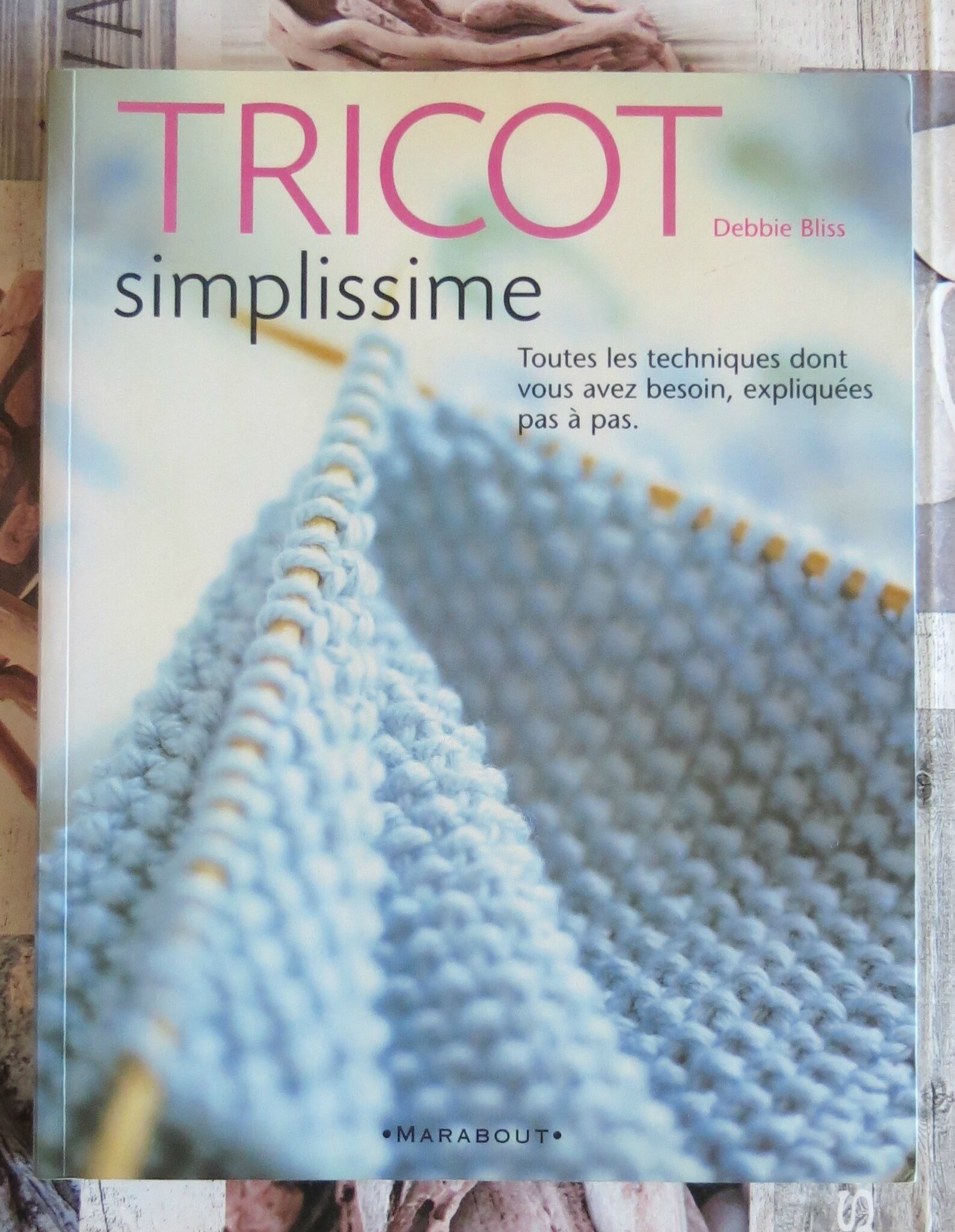 Tricot simplissime - GIVEAWAY