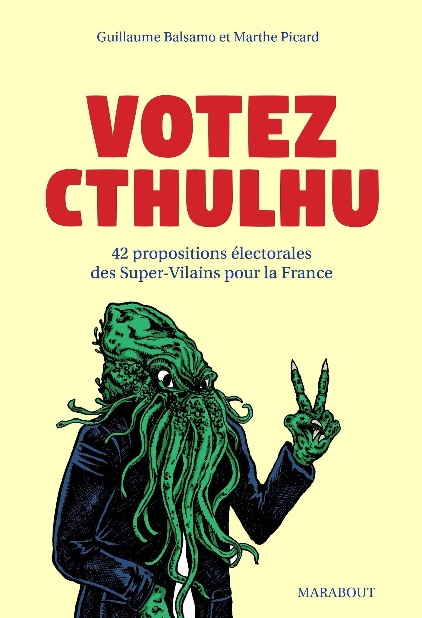 Votez Cthulhu !