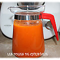 Sauce tomate ( thermomix tm 5 )