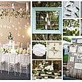 INSPIRATIONS FETE DE FAMILLE #1 : White & Woody Chic !