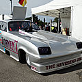 VAUXHALL Chevette Dragster Funny <b>Car</b> 1978