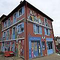 ♥ La fresque de <b>Clochemerle</b> (1/2) ♥