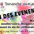 Prochainement : <b>SALON</b> DES <b>EVENEMENTS</b> <b>à</b> <b>Château</b>-<b>Arnoux</b>