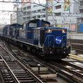 DD 51-1000 x2 'Hokutosei', Sapporo eki, Hokkaidô