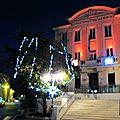 Lumières de Noel à Saint-Cyr (Les-Lecques)