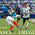 France ~ Uruguay