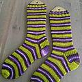 Mes chaussettes harry potter