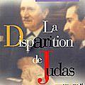 <b>Andrea</b> <b>CAMILLERI</b>, La Disparition de Judas