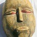 Masque GALOA -Gabon (rite initiatique)