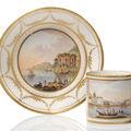 Collezione Procida Mirabelli di Lauro. A distinguished Italian private collection of ceramics @ Bonhams