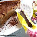 Dans ma cuisine : un cheesecake au carambar