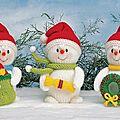 Little Snow Folk - <b>Jean</b> <b>Greenhowe</b>