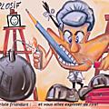 Des caricatures réussies pour exploser de rire !