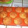 Muffins aux bananes : première fois inoubliable !