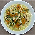 Soupe italienne au cocos de paimpol