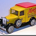 Ford Model A Maggis 1