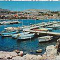 Bandol - port datée 1976