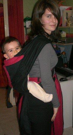 Les Mei-Taï de Laeti couture : une autre méthode de portage de bébé