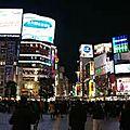 <b>Shibuya</b> - le quartier de Tokio incontournable