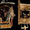 intérieur de la roulotte Zampano