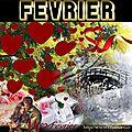 02 ) MOIS de FEVRIER.