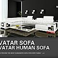 VATAR FURNITURE-MODERN LEATHER SOFAS (D SERIES)