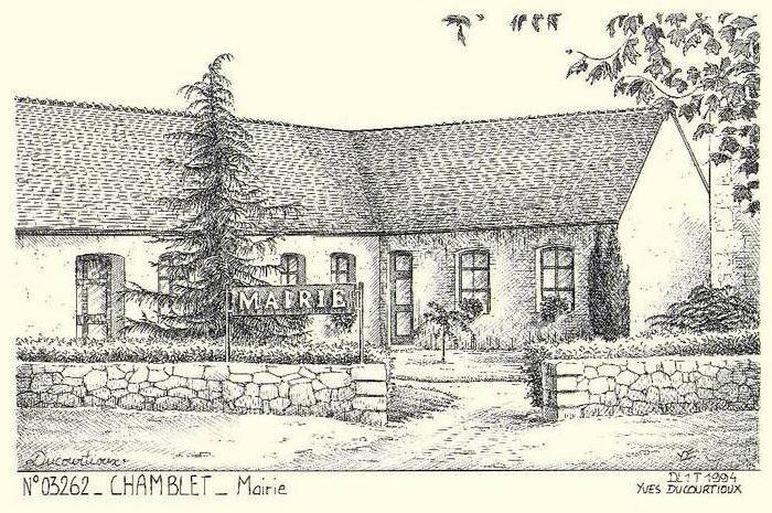 Chamblet