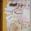 Roadbook prévu pour les vacances 2010