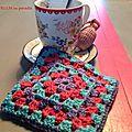 Serial crocheteuse n°205