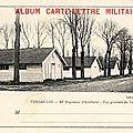 43e RAC, Camp de Satory Versailles