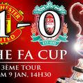 Man Utd 1 - 0 Liverpool (FA Cup)
