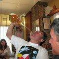 ESPAGNE 2008 - Comment boire une bière
