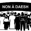 Les musulmans du monde entier descendent dans les rues pour dénoncer daesh.