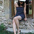 Ma petite robe de l'été ...