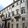 Campo Marzio / <b>Place</b> d'Espagne. Le quartier des artistes et de la mode (2/12). La <b>Place</b> d'Espagne.