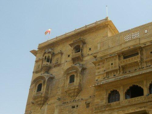 Jaisalmer, forteresse