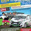Rallye des routes picardes 2015
